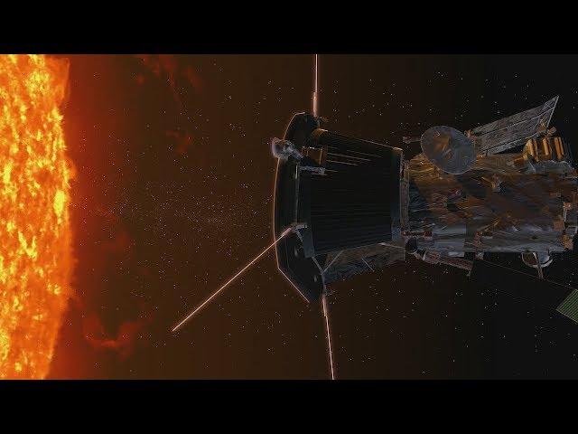 "Parker Solar Probe ""A okay"" After Close Solar Approach on This Week @NASA – November 9, 2018"