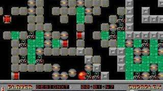 Supaplex - BRAINMAN!, level 111