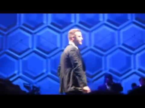 Justin Timberlake - Like I Love You & My Love [Live Paris 2014]