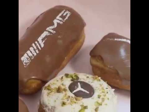 Mercedes-Benz USA – Donut Day
