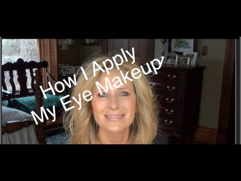 How i apply my eye makeupbeauty after 60 youtube how i apply my eye makeupbeauty after 60 ccuart Images