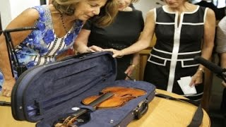 most valuable violin