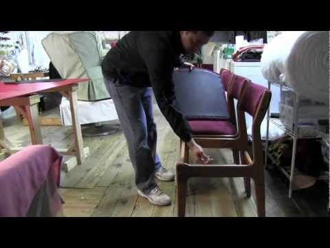 how-to-upholster-dining-room-chairs.mov