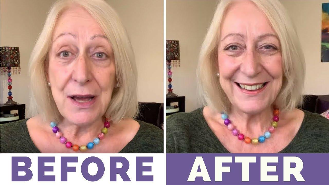 Makeup Tips for Older Women: My Skincare Regime and a Light Daytime Makeup  Look