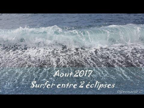 Energies AOUT 2017 : entre 2 éclipses, surfer la vague de lumière