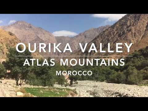 Ourika Valley, Atlas Mountains, Morocco