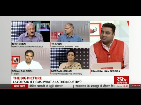 The Big Picture-  Layoffs in IT firms: reasons and gravity