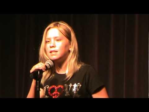 Strawberry Point Elementary School Variety Show - 2010