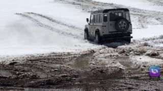 land rover defender türkiye cj6 hisar 80 hız denemesi kapışma karadeniz ordu korgan