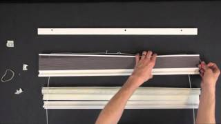 How to Restring an RV Day / Night Shade