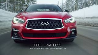INFINITI 2018 Q50 RED SPORT 400 | Overview