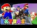 Mario's EXTRAS: Mario's Train Trip