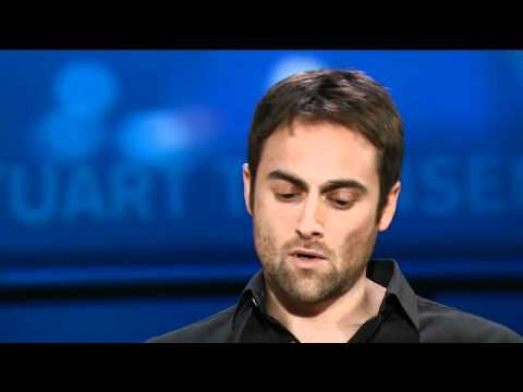 Stuart Townsend opens up about his childhood - YouTube