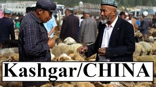 China/Kashgar-Kasgar-Uyghur (Sunday Cattle Market /2002) Part 10