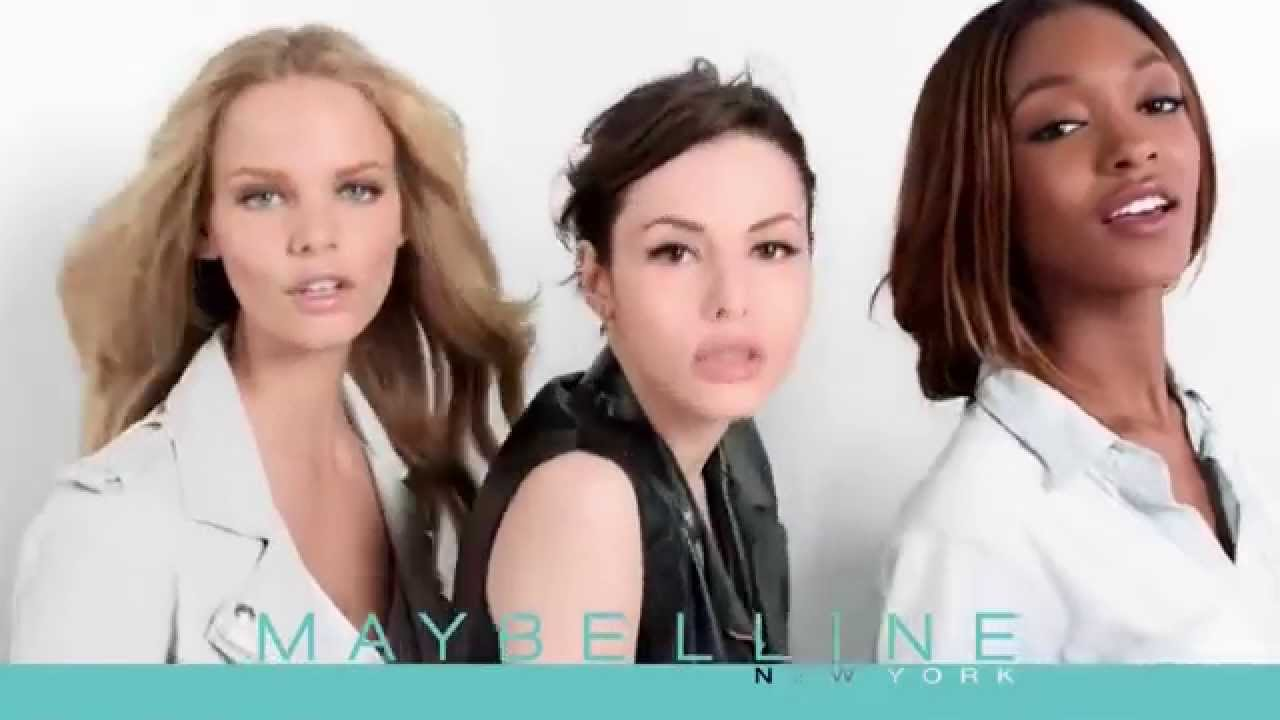 Charlotte watch frees maybelline ad video