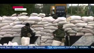 Порошенко возобновляет силовую операцию на востоке Украины! Видео