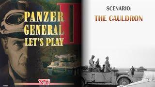 "Let's Play Panzer General II Scenario - ""The Cauldron"""