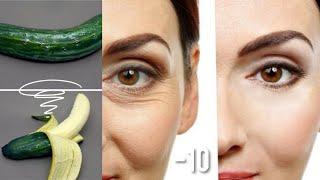 От МОРЩИНЫ не останется и следа 2 рецепта в домашних условиях маска для лица