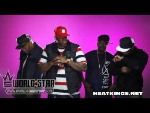 N.O.R.E Ft.Busta Rhymes & Waka Flocka - Lehhhgooo (Music Video)