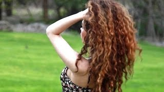 How to Style Curly Hair!! (Wet to Dry Routine)