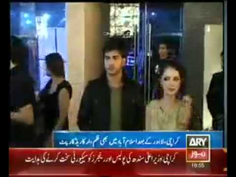 Waar Movie Premiere (Red Carpet) in Islamabad