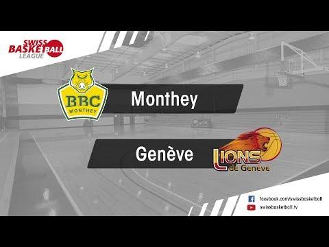AM_FIN_D1: Monthey vs Genève