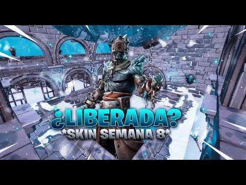 SKIN GRATIS OCULTA **PRISIONERO** DE FUEGO DESAFIOS FORTNITE - KOLASH thumbnail