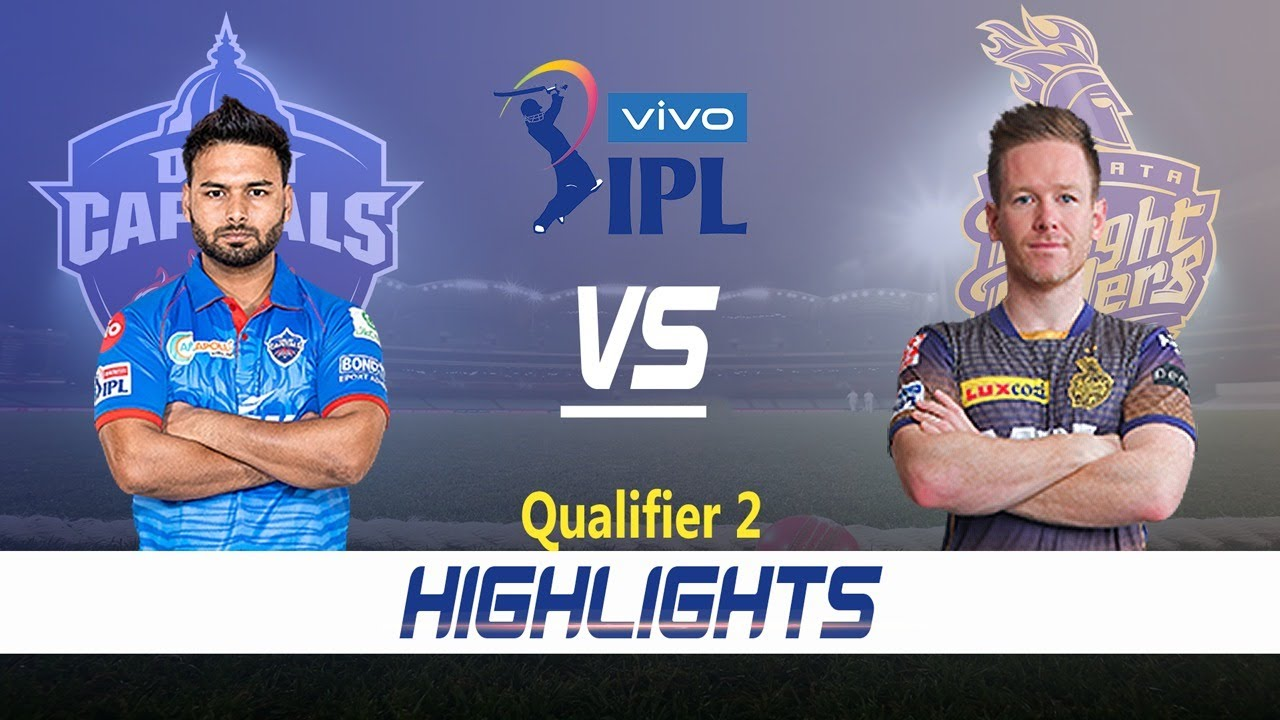 Delhi Capitals vs Kolkata Knight Riders Highlights   Qualifier 2   Indian Premier League 2021