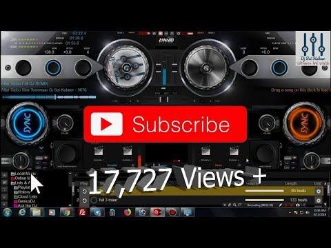 Attar Saibu Telugu Dj Remix 2018 | Dj Sai Kubeer
