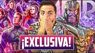 ¡SPOILERS INOFENSIVOS! Avengers: ENDGAME ¡PRIMERAS IMPRESIONES Volumen 2!