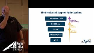 The Golden Age Of Agile Coaching By Shane Hastie #agileindia2019