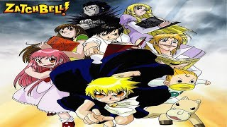 Zatch Bell Electric Arena (Juego Completo)