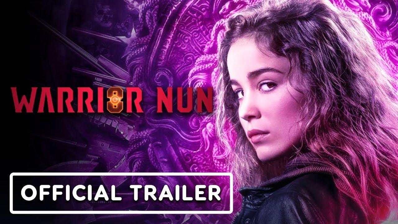 Warrior Nun Trailer