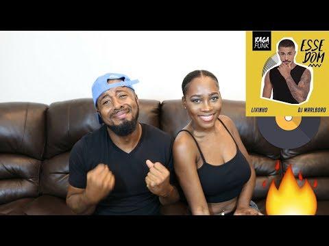 Esse Dom - MC Livinho ft. DJ Marlboro | FitDance TV (Coreografia) Dance Video REACTION