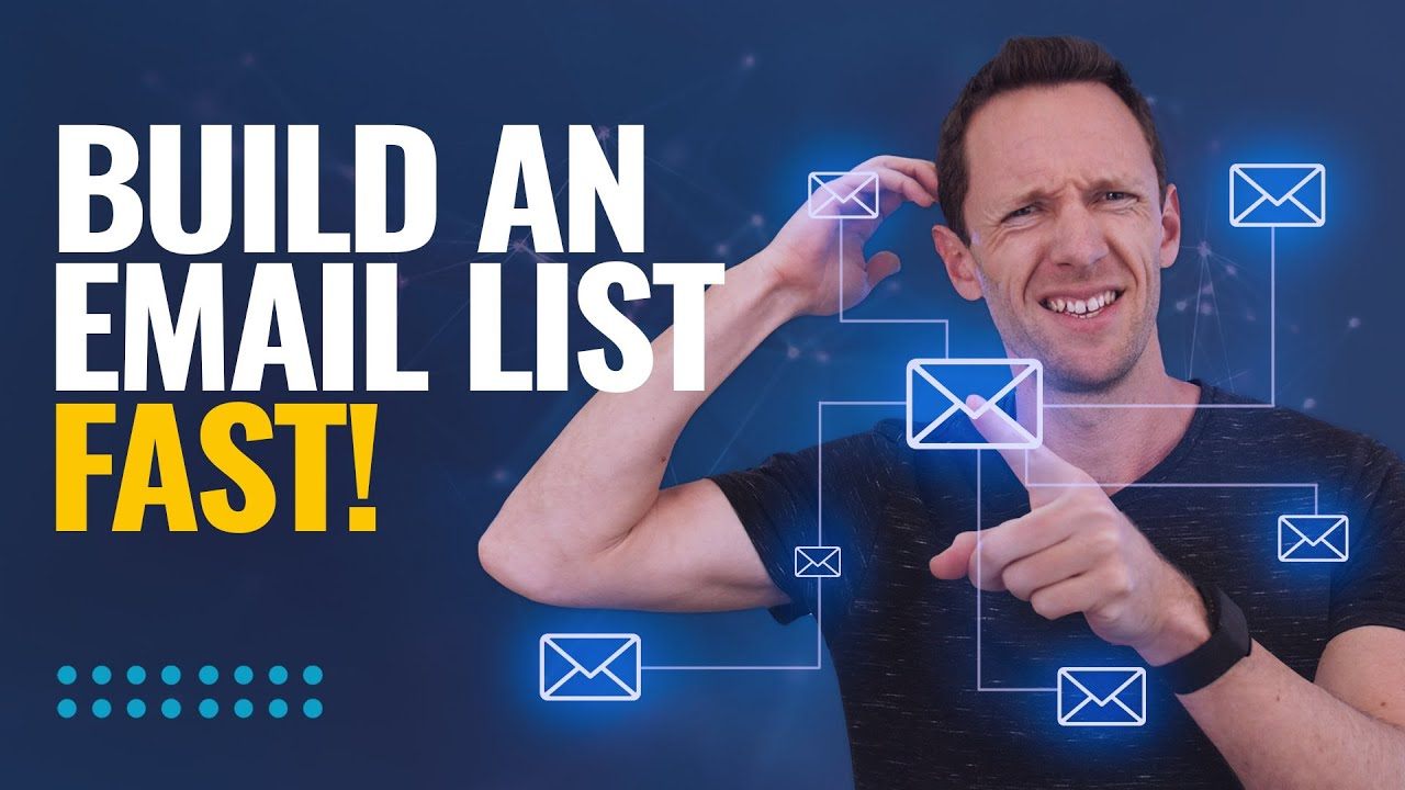 How to Build an Email List FAST (Automated List Building