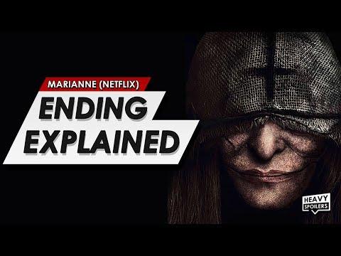 Marianne: Netflix: Ending Explained Breakdown Of Season 1 + Spoiler Talk Review