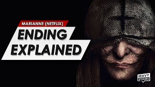 Marianne: Netflix: Ending Explained Breakdown Of Season 1 + Spoiler Talk Review