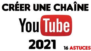 [TUTO] Comment créer sa chaîne Youtube ! [ 2019] 16 Astuces ! thumbnail
