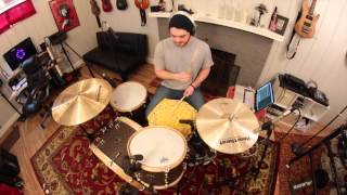 Hillsong United - Touch the Sky - Drum Cover