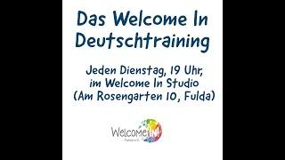 Das Welcome In! Deutschtraining stellt sich vor