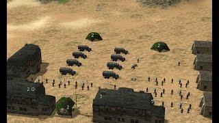 World War II - Panzer Claws Gameplay
