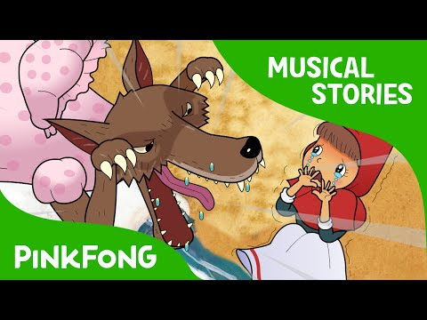 Little Red Riding Hood | Fairy Tales | Musical | PINKFONG Story Time for Children