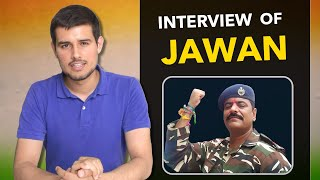 Exclusive Interview of an Indian Soldier with Dhruv Rathee | Ground Reality of Indian Jawan