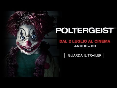 Poltergeist | Trailer Ufficiale [HD] | 20th Century Fox