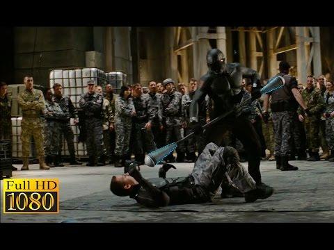 G.I. Joe Rise of Cobra (2009) - Duke & Rip Cord Training Test Scene (1080p) FULL HD