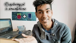 how to Control Raspberry PI Using Mobile  VNC Viewer  EP 03