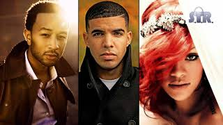 John Legend vs Rihanna ft. Drake - Rolling In The Deep (What's My Name) (S.I.R. Remix) [Adele Cover]