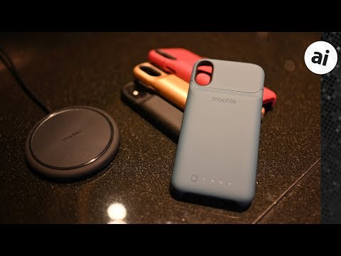 Hands-On: Mophie Juice Pack Access Wireless Battery IPhone Case!