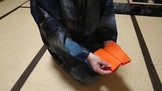 絹織物は大きく二つに分かれるそうです。 「先練織物(練織物)」:生糸を...
