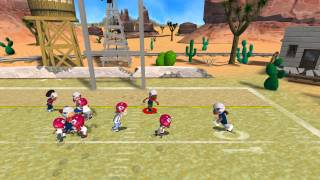 Dolphin Emulator 4.0.2 | Backyard Football [1080p HD] | Nintendo GameCube